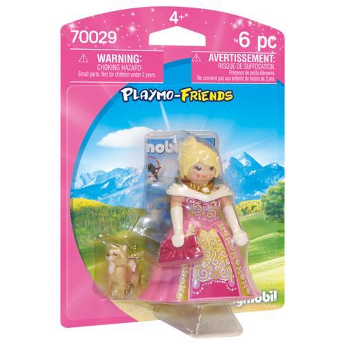 Набор с элементами конструктора Playmobil Playmo-Friends 70029 Принцесса
