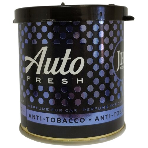 Auto Fresh Ароматизатор для автомобиля Jel Anti Tobacco 80 мл anti tobacco legislation