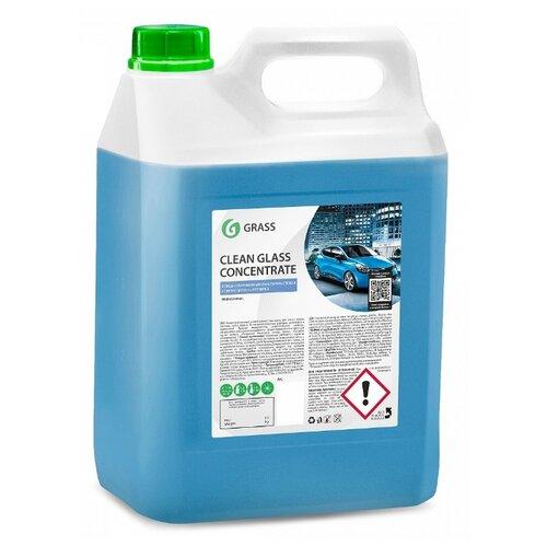 Очиститель для автостёкол GraSS Clean Glass Concentrate 130101, 5 л