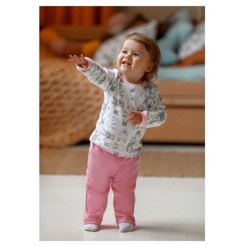 Купить Пижама Лапушка размер 98, розовый, Домашняя одежда