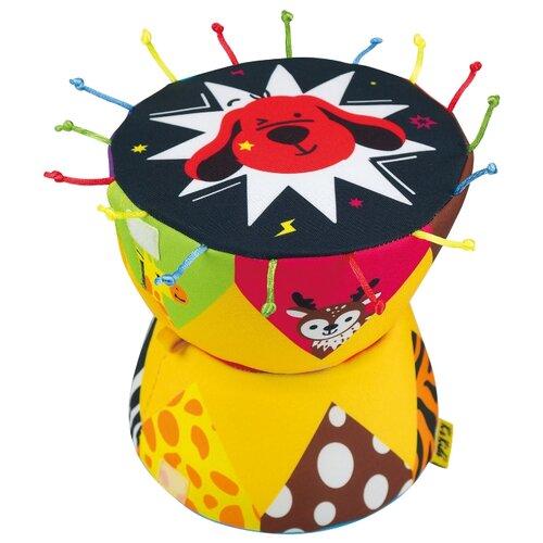 Купить Развивающая игрушка K's Kids Там-там желтый/коричневый/черный, Развивающие игрушки