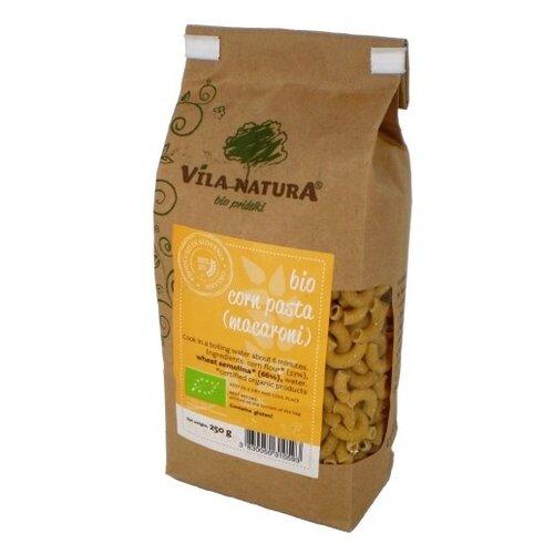 Vila Natura Макароны Bio Macaroni кукурузные, 250 г