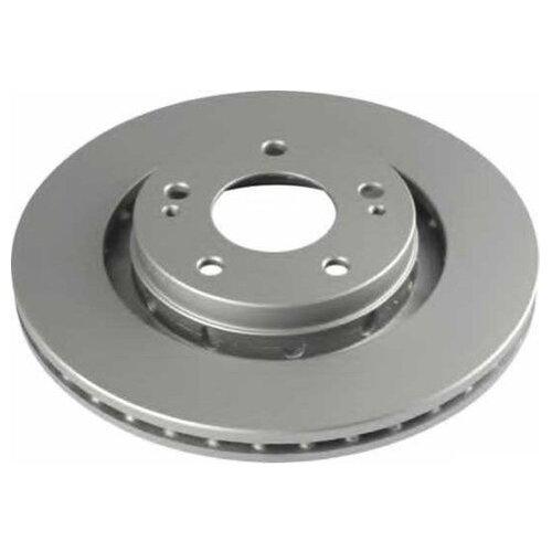 Комплект тормозных дисков передний NIPPARTS J3305063 294x24 для Citroen C-Crosser, Mitsubishi Lancer, Mitsubishi Outlander, Peugeot 4007 (2 шт.)