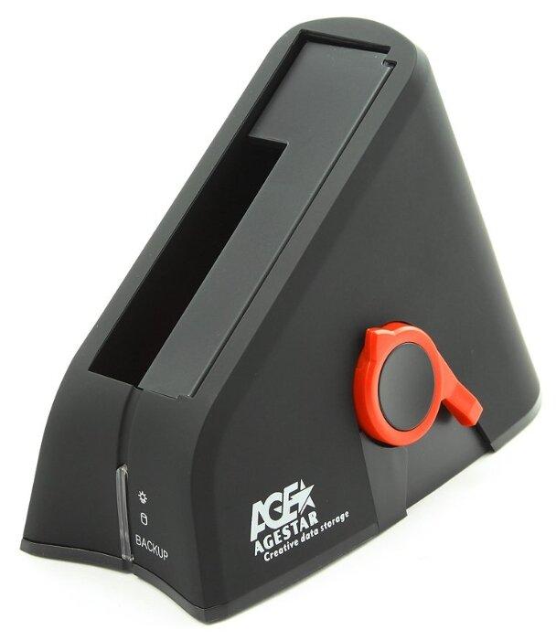 Док-станция для HDD/SSD AGESTAR 3UBT-6G