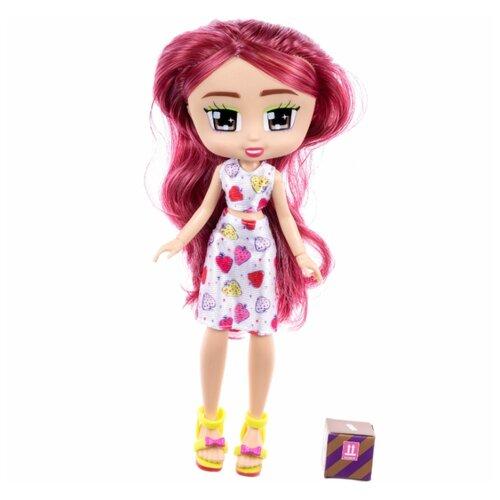 Купить Кукла 1 TOY Boxy Girls Apple, 20 см, Т16640, Куклы и пупсы