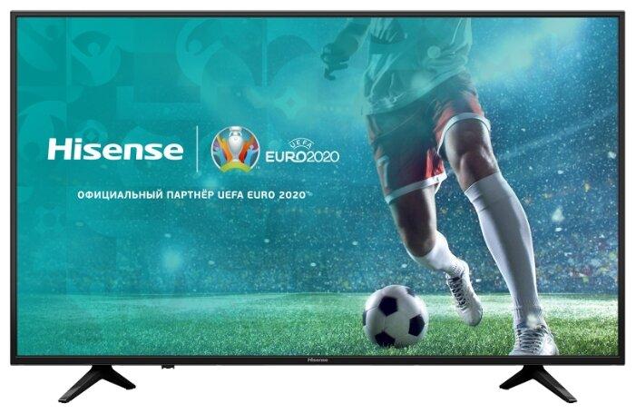 Телевизор Hisense H55A6100 черный