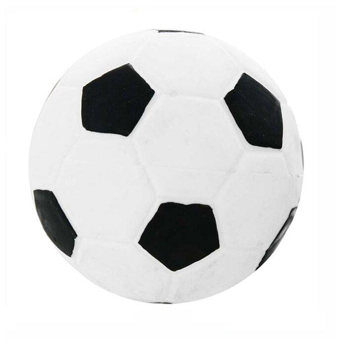 Мячик для собак Triol футбольный 12151035