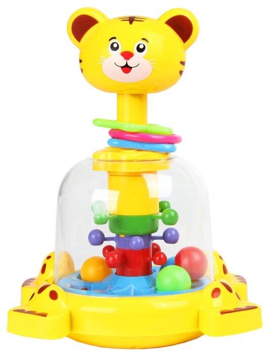 Юла-карусель Junfa toys Тигренок (SL83014)