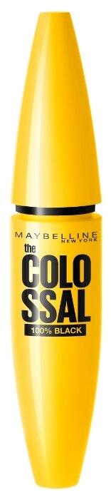 Maybelline Тушь для ресниц Volum' Express The Colossal 100% Black