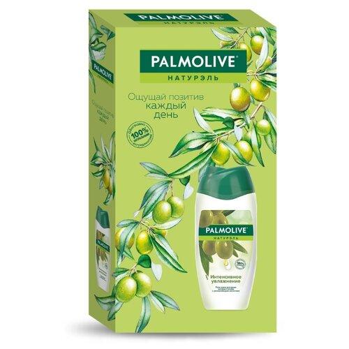 Купить Гель-крем для душа Palmolive Натурэль Интенсивное увлажнение в подарочной упаковке, 250 мл