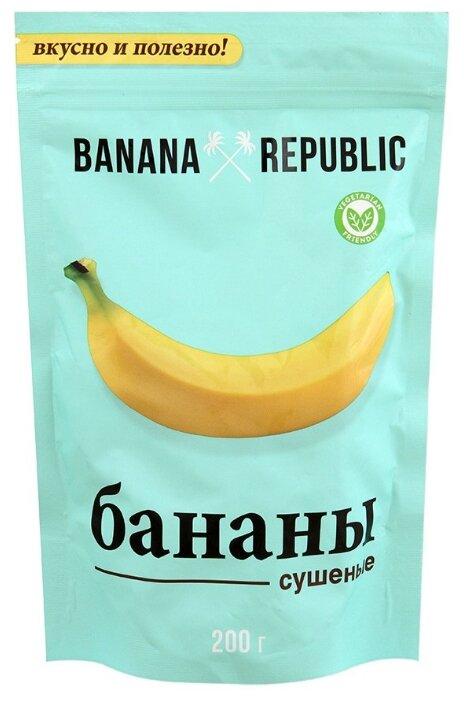 Бананы Banana Republic сушеные, 200 г