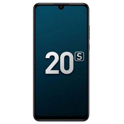 Смартфон HONOR 20s 6/128GB полночный черный фото