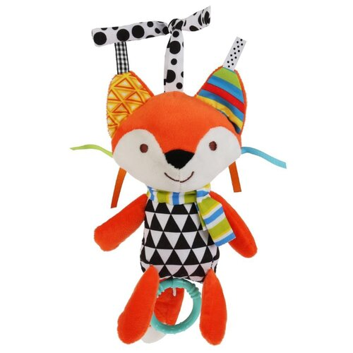 Купить Подвесная игрушка Умка Лисёнок (RM-F) оранжевый, Подвески