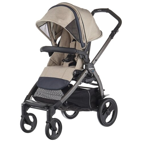 Прогулочная коляска Peg-Perego Book 51 Pop Up Completo luxe beige
