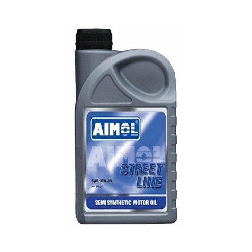 Моторное масло Aimol Streetline 10W-40 1 л