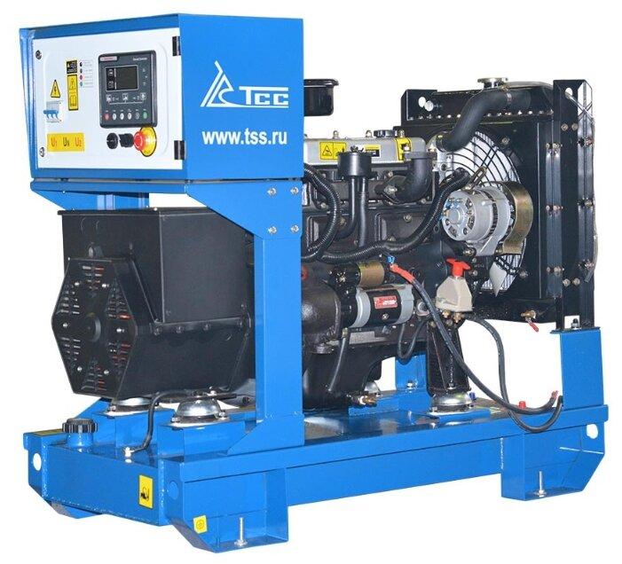 Дизельный генератор ТСС АД-24С-Т400-1РМ11 (654157) (24000 Вт)