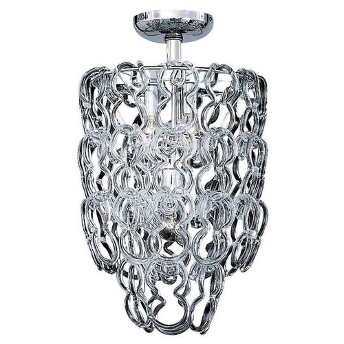 Люстра IDEAL LUX ALBA PL4, E14, 180 Вт светильник ideal lux niagara alba sp7 oval
