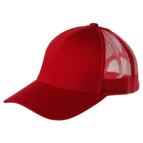 Бейсболка Jane Flo размер 54-58, красный