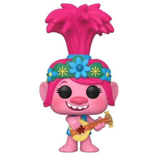 Фигурка Funko POP! Trolls World Tour: Poppy 47349 фигурки героев мультфильмов trolls коллекционная фигурка trolls в закрытой упаковке 10 см в ассортименте