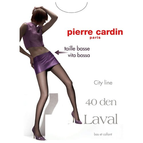 Колготки Pierre Cardin Laval 40 den, размер IV-L, visone (бежевый) колготки pierre cardin laval 40 den размер iv l visone бежевый