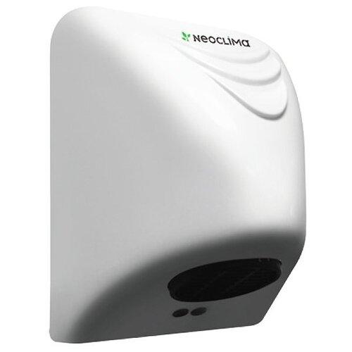 Сушилка для рук NeoClima NHD-850 850 Вт белый сушилка для рук neoclima nhd 2000 2000 вт серый