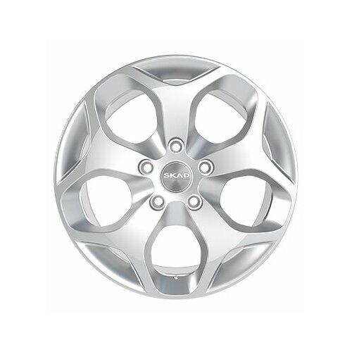 Фото - Колесный диск SKAD Гамбург 6.5x16/5x114.3 D67.1 ET45 Селена колесный диск skad скала 7 5x17 6x139 7 d67 1 et30 селена