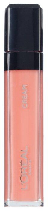 L'Oreal Paris Infaillible Mega gloss Безупречный блеск для губ кремовый
