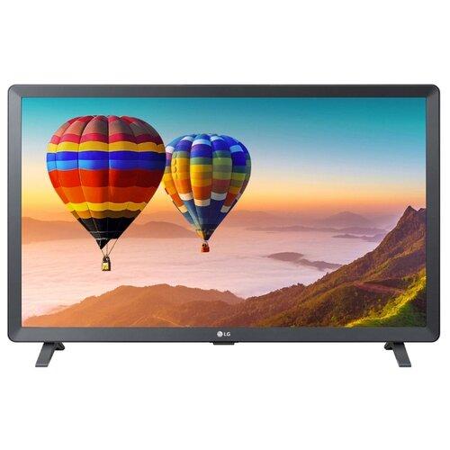 Фото - Телевизор LG 28TN525V-PZ 27.5 (2020), темно-серый led телевизор lg 24tl520v pz