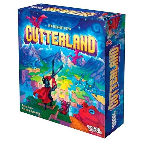 Купить Настольная игра HOBBY WORLD Cutterland, Настольные игры