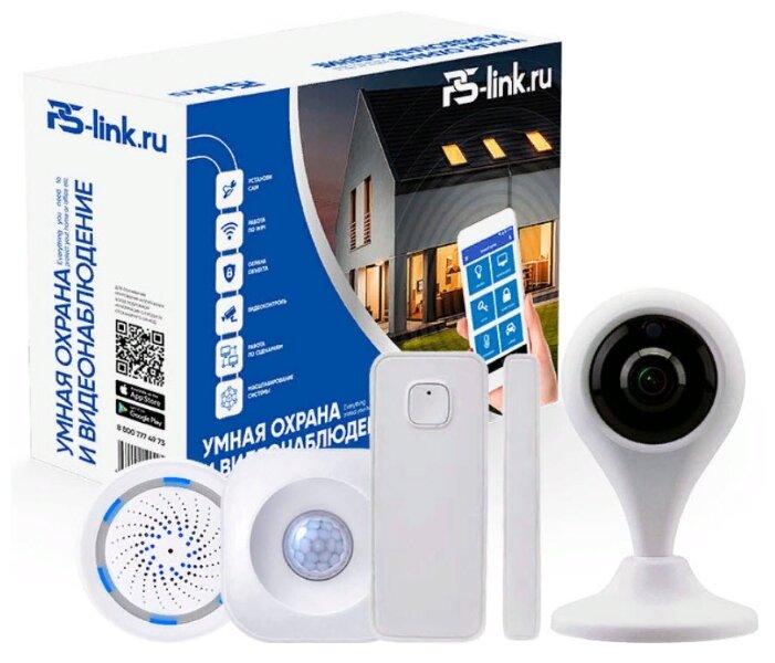 Комплект умного дома PS-Link Охрана и Видеонаблюдение PS-1206