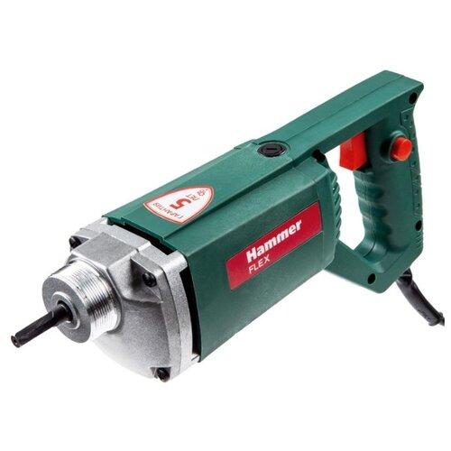 Электрический глубинный вибратор Hammerflex VBR1100