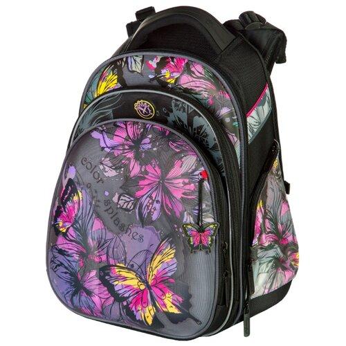 Купить Hummingbird Рюкзак Color Splashes (T74), серый / черный, Рюкзаки, ранцы