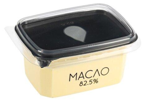 Moloko group Масло сладко-сливочное несоленое 82.5%, 200 г