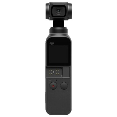 Фото - Экшн-камера DJI Osmo Pocket черный стедикам dji om4 cp os 00000108 01 серый