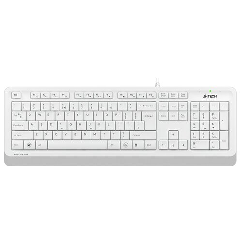Клавиатура A4Tech Fstyler FK10 White USB