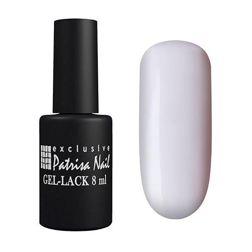 Купить Гель-лак для ногтей Patrisa Nail Авангард, 8 мл, 302 белый