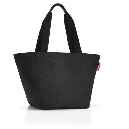 сумка планшет reisenthel текстиль черный Сумка тоут reisenthel, текстиль, черный