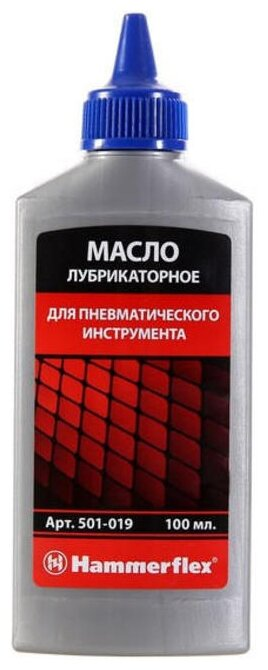Масло для пневмоинструмента Hammer Flex 501-019 0.1 л