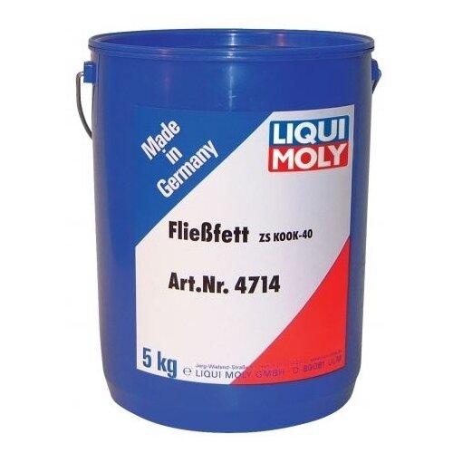 Автомобильная смазка LIQUI MOLY Fliessfett ZS KOOK-40 5 кг