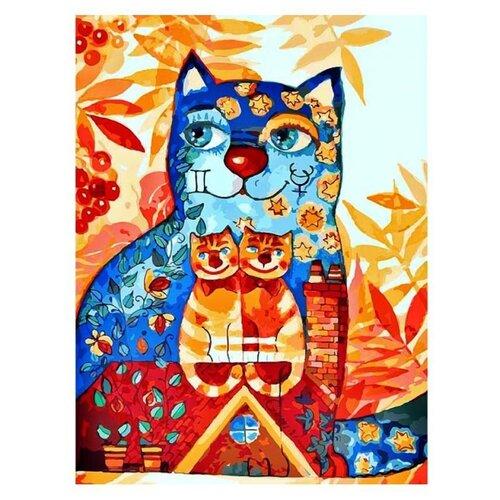 Купить Белоснежка Картина по номерам Близнецы 30х40 см (014-AS), Картины по номерам и контурам