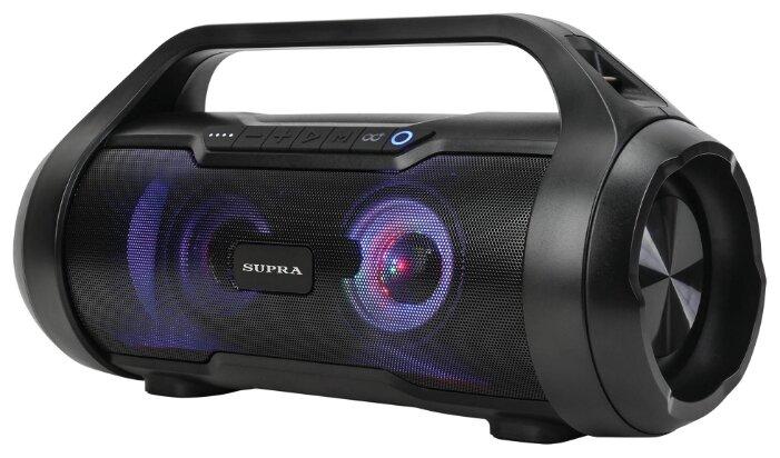 Аудиомагнитола SUPRA BTS-680, черный
