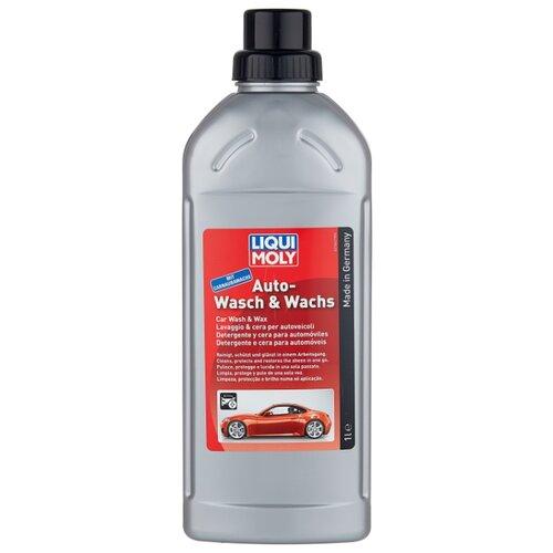 цена на LIQUI MOLY автошампунь с воском Auto-Wasch & Wachs 1 л