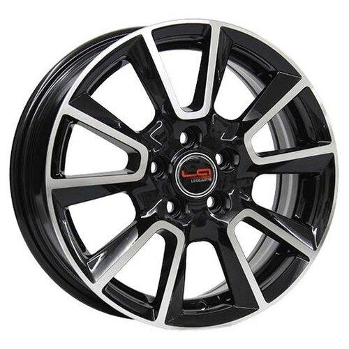 цена на Колесный диск LegeArtis VW501 6.5x16/5x112 D57.1 ET33 BKF