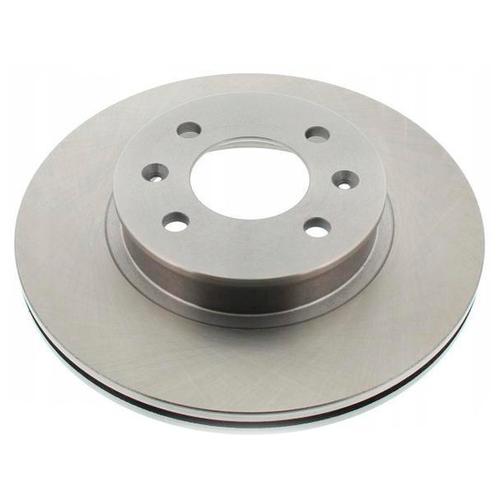 Комплект тормозных дисков передний NIPPARTS J3300524 255x19 для Hyundai Getz, Hyundai Accent (2 шт.) комплект тормозных дисков передний febi 31767 241x19 для hyundai accent 2 шт