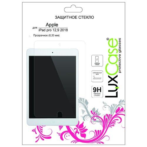 Купить Защитное стекло LuxCase для Apple iPad Pro 12.9 2018 прозрачный