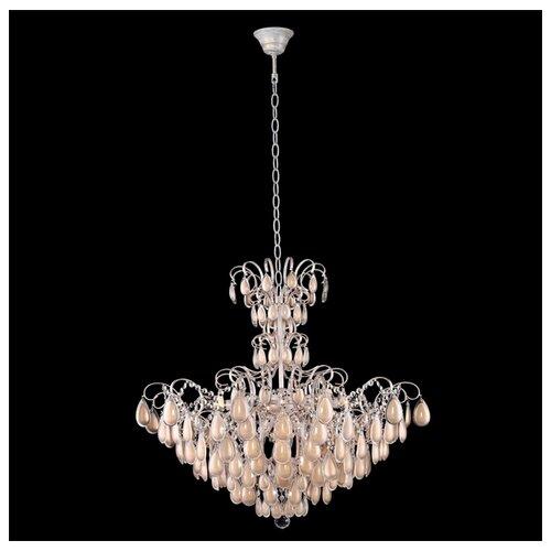 Фото - Люстра Crystal Lux SEVILIA SP9 GOLD, E14, 360 Вт подвесная люстра crystal lux sevilia sp9 silver