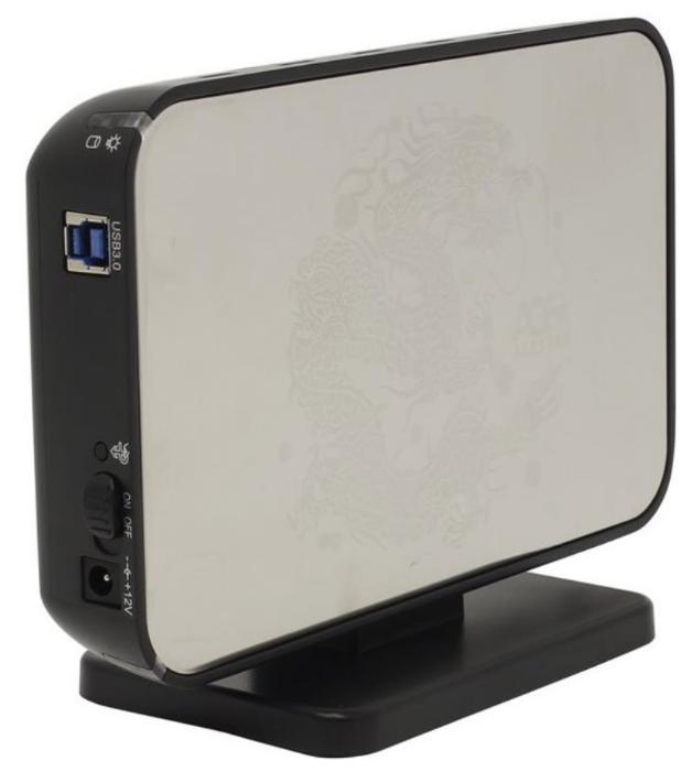 Корпус для HDD AGESTAR 3UB3A8-6G