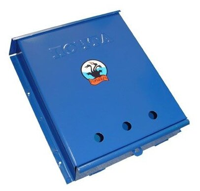 Почтовый ящик Горыныч 8153 320х250 мм, синий