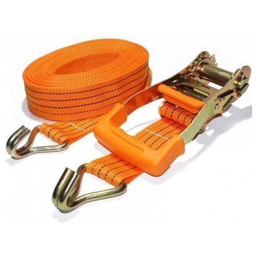 Стяжной ремень с храповым механизмом Сигма С5 (термоупаковка) 2.5 т 10 м