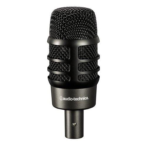 Микрофон Audio-Technica ATM250DE, черный/серый